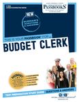 Budget Clerk