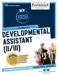 Developmental Assistant (II/III)