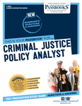 Criminal Justice Policy Analyst