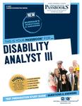 Disability Analyst III