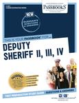 Deputy Sheriff II, III, IV