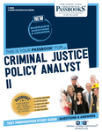 Criminal Justice Policy Analyst II