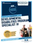 Developmental Disabilities Program Specialist IV