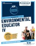 Environmental Educator IV