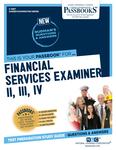 Financial Services Examiner II, III, IV
