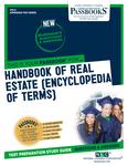 Handbook of Real Estate (HRE) (Encyclopedia of Terms)