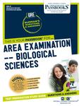 Area Examination – Biological Sciences