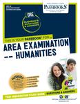 Area Examination – Humanities
