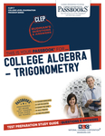 College Algebra – Trigonometry