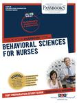 Behavioral Sciences for Nurses