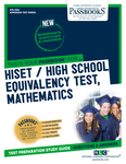HiSET / High School Equivalency Test, Mathematics