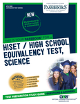 HiSET / High School Equivalency Test, Science