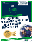 Test Assessing Secondary Completion (TASC), Language Arts-Writing