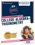 College Algebra-Trigonometry