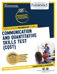 Communication and Quantitative Skills Test (CQST)