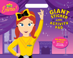 The Wiggles Emma!: Giant Sticker and Activity Pad