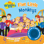 The Wiggles: Five Little Monkeys