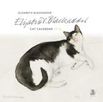 The Elizabeth Blackadder Cat Calendar 2018