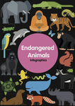 Endangered Animals Infographics