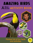 Amazing Birds Activity Book