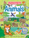 My First Sticker Book Animals