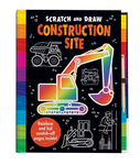 Scratch and Draw Construction Site