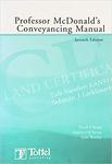 Professor McDonald's Conveyancing Manual