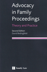 Advocacy in Family Proceedings
