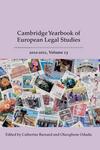 Cambridge Yearbook of European Legal Studies, Vol 13, 2010-2011