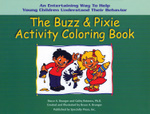 The Buzz & Pixie Activity Coloring Book