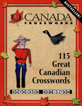 O Canada Crosswords Book 1