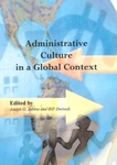 Administrative Culture in a Global Context