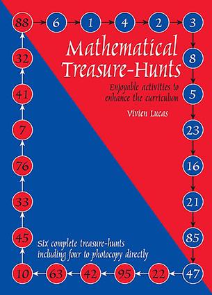 Mathematical Treasure Hunts