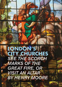London's City Churches