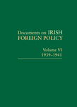 Documents on Irish Foreign Policy