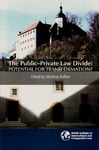 The Public-Private Law Divide: Potential for Transformation?