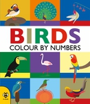 Birds: Colour by Numbers