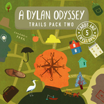 A Dylan Odyssey Notecards: Pack Two