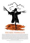 21st Century Yokel Poster: Macabre Mannequin