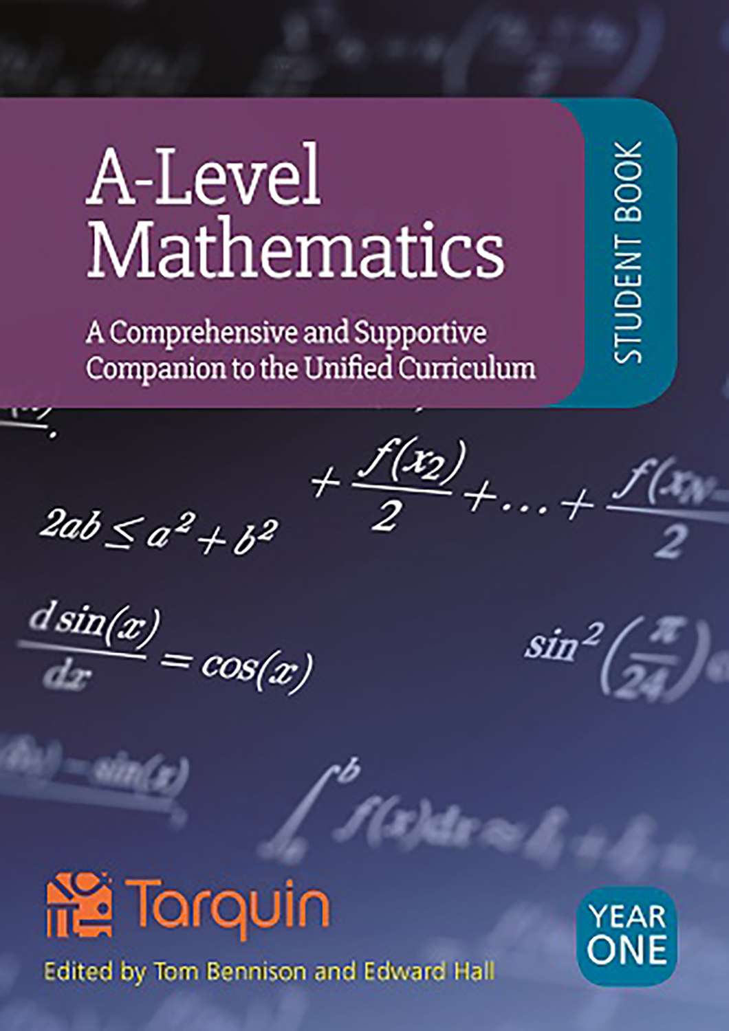 A-Level Mathematics - Student Book Year 1
