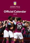 The Official Aston Villa Calendar 2019