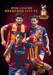 The Official Bradford City Football Club Calendar 2019