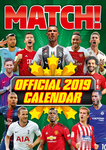 The Official Match! Soccer Magazine Calendar 2020