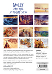 Molly and the Stormy Sea Postcard Pack