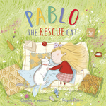 Pablo the Rescue Cat