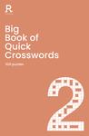 Big Book of Quick Crosswords Book 2