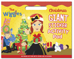 Christmas Giant Sticker Activity Pad
