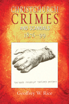 Christchurch Crimes and Scandals 1876–99