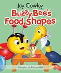 Buzzy Bee's Food Shapes Board Book