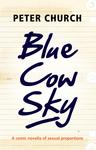 Blue Cow Sky